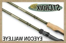 All Models Croix Eyecon Walleye Spinning Rod St