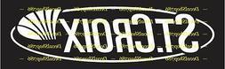 St. Croix Fishing Rods - Outdoors Sports - Vinyl Die-Cut Pee