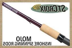St. Croix Mojo Inshore Spinning Rod, All Models