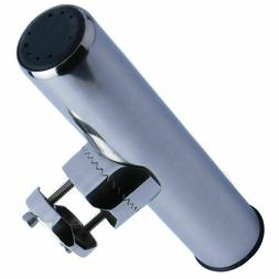 """Stainless Steel Fishing Rod Holder Clamp-on for 1"""" to 1-1/4"""""""