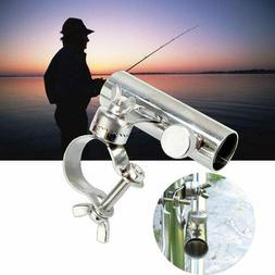 Stainless Steel Fishing Rod Stand Fishing Tools And Accessor