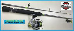 ZEBCO STINGER Spinning Combo 7' Rod & Reel Package Medium #S