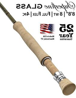 """Orvis Superfine Glass 8-Weight 8'8"""" Fly Rod"""