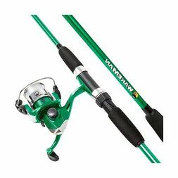 Wakeman Swarm Series Spinning Rod and Reel Combo - Blue Meta