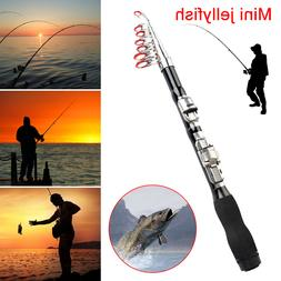 Telescopic <font><b>Fishing</b></font> <font><b>Rod</b></fon