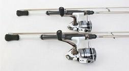Quantum Fishing TRAX 8-Bearing 20SZ 2-Piece Medium/Light Spi