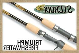 St. Croix Triumph Spinning Rod, TRS70MHF