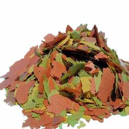 Tropical Fish Flakes, FREE 12-Type Blackworm/Color Pellet Bl