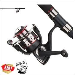 """Ugly Stick Fishing Pole Rod and Reel Combo Gx2 6'6"""" Cat Stik"""
