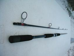 SHAKESPEARE UGLY STIK 8' MED BIG WATER SPINNING ROD-NEW