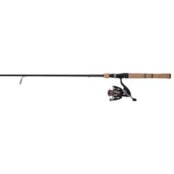 "Ugly Stik Elite 6' 6"" Medium 2 Pc Spinning Combo Bonus Spool"