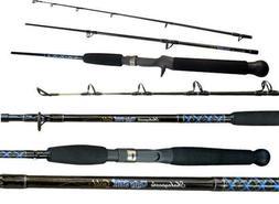 Ugly Stik Gold Baitcaster Fishing Rod - 5'6'' 8-10 kg 1 Piec