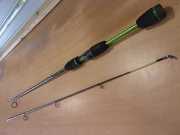 SHAKESPEARE UGLY STIK GX2  5 foot 6 inch two piece spinning