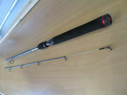SHAKESPEARE UGLY STIK GX2  6 foot 6 inch two piece spinning