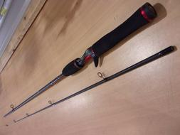 SHAKESPEARE UGLY STIK GX2  6 foot   Medium casting rod  #USC
