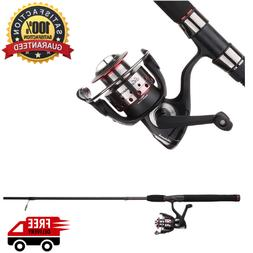 Ugly Stik GX2 Spinning Fishing Reel and Rod Combo Medium Hea