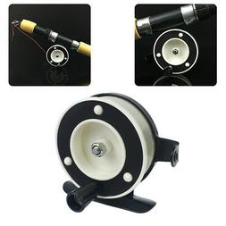 Ultralight Ice Fishing Reel Pole Line Rod Former Rafting Shr