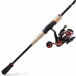 Sougayilang Unicorn Spinning Fishing Rod And Reel Combos, Tr