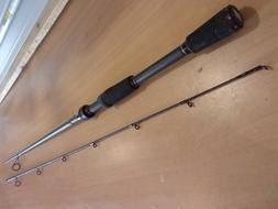 ABU GARCIA VENDETTA SPINNING ROD  6 foot 6 inch length  Medi