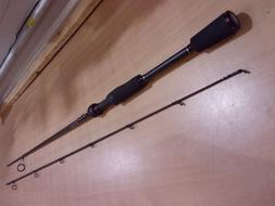 ABU GARCIA VENDETTA SPINNING ROD 6 foot 9 inch length 2 piec