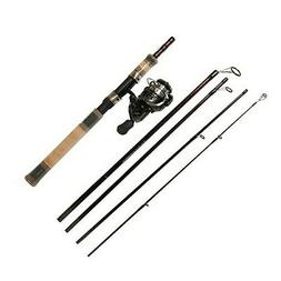 Okuma, Voyager Select 5 Piece Spinning Combo, 20, 4.8:1 Gear