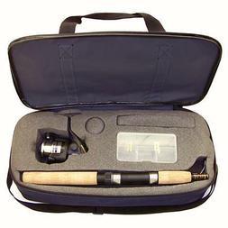 Okuma VS-605-20 Voyager Spinning Travel Kit Fishing Reel Rod
