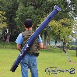 Waterproof Fishing Rod Bag Carrier 160cm Folding Fishing Rod
