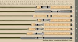 St. Croix Wild River Salmon & Steelhead Spinning Rods Model: