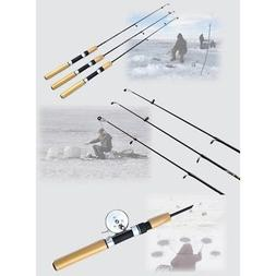 Winter Mini Shrimp Ice Fishing Rod / Fishing Reels Tackle Po
