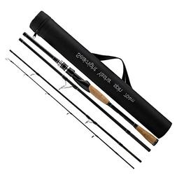 SeaKnight Yasha Casting & Spinning Fishing Rods Portable Tra