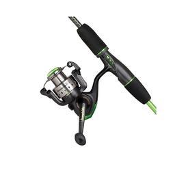 Youth Fishing Kit Pole and Reel Rod Spinning Bearing Lake Ri