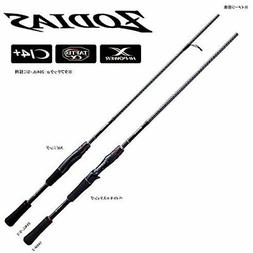 Shimano Zodias 268L-2 Spinning Rod For Bass Game Fishing