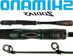 "Shimano Zodias 6'9"" Medium Power Fast Action Spinning Rod ZD"
