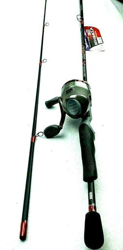 Zebco ZR33 Rhino ATAC Rod And Reel Combo 6' 2 Piece Med Ac